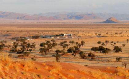 lodge désert du namib
