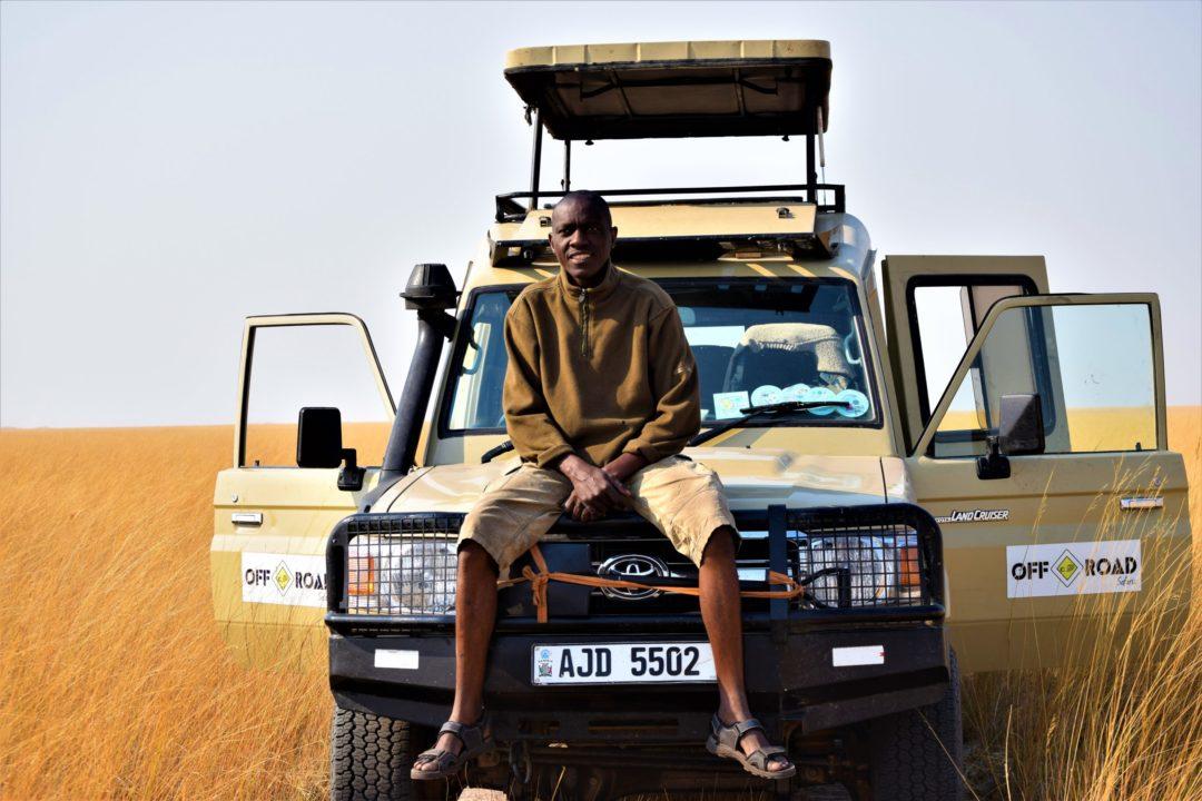 véhicule safari