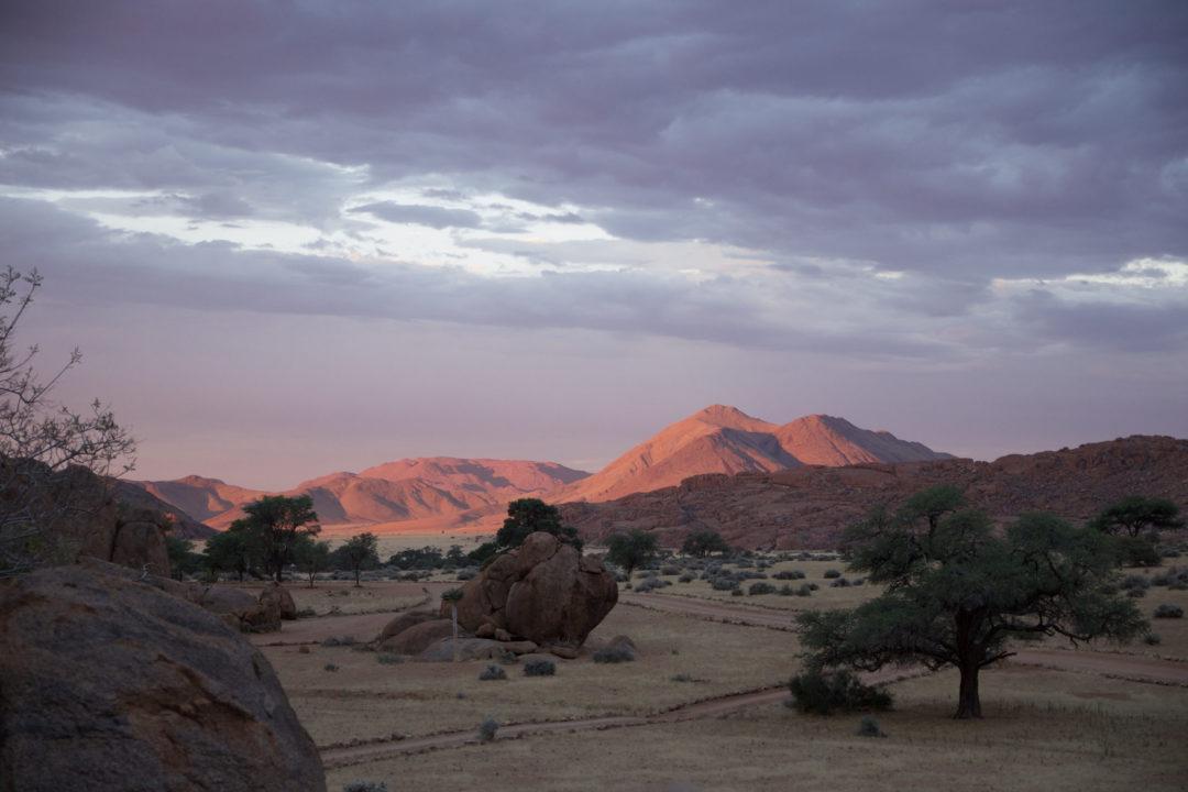 voyage autotour namibie