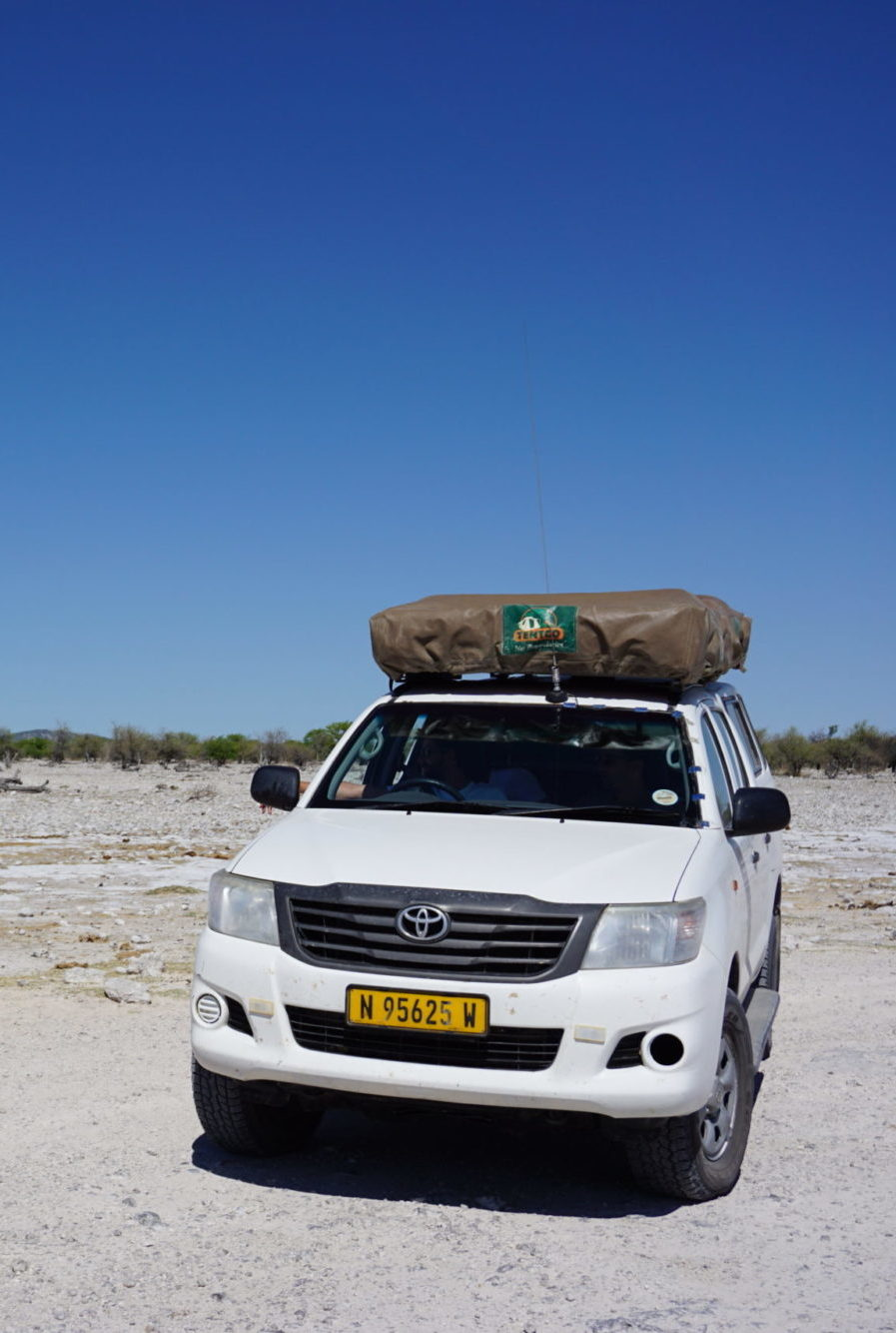 Roadtrip namibie